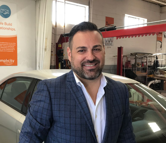 Paul Prochilo - CEO, Simplicity Car Care