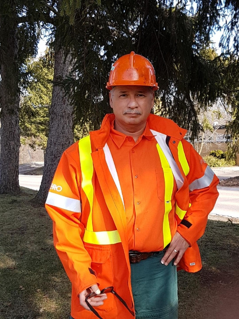 Kevin Hill - Regional Maintainer Forestry