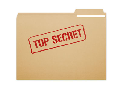How can I write secret messages?