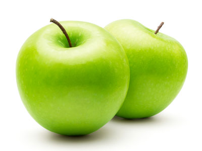 Is a green apple always green?