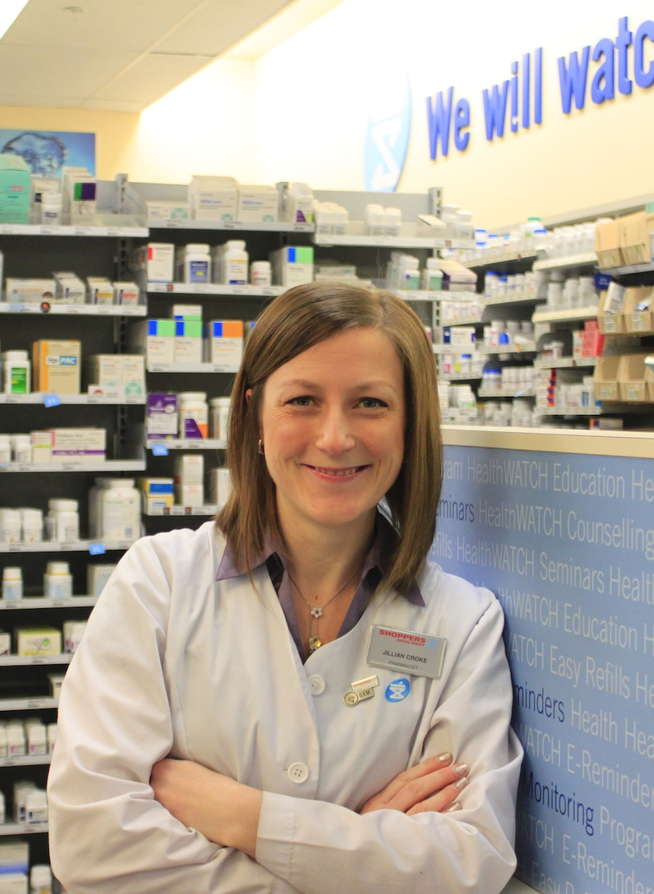 Jillian Croke | Pharmacist/Pharmacy Manager