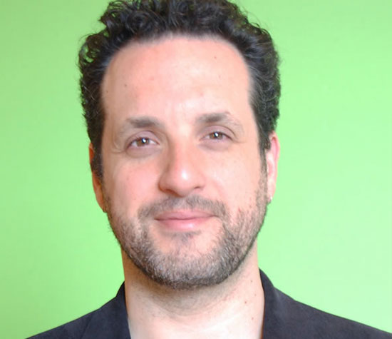 Jeremy Friedberg | Partner & Co-founder of Spongelab Interactive