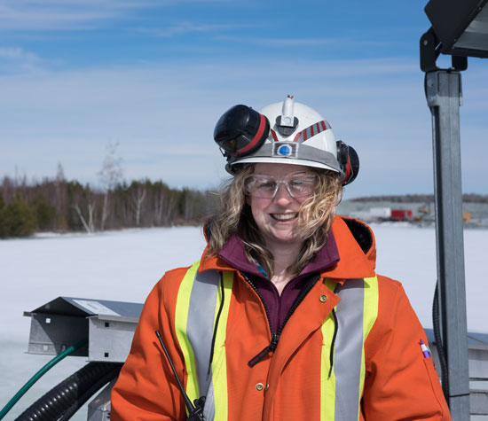 Heather Orr | Tailings Dam Project Manager