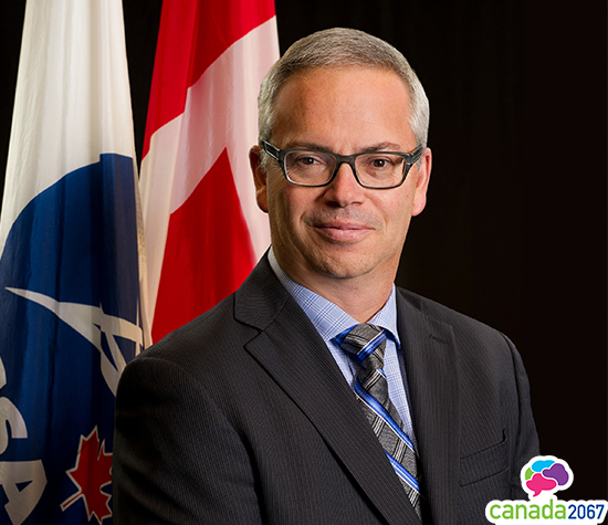 Sylvain Laporte | President at Canadian Space Agency