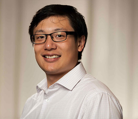 Eric Loo  | Director, Business Development for Mitacs