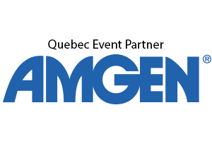 Amgen - Quebec Event Partner