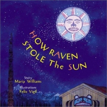 Cover of How Raven Stole the Sun