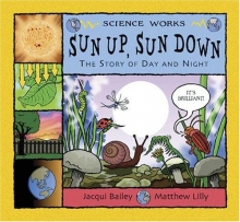 Cover image from the book Sun Up, Sun Down: The Story of Day and Night