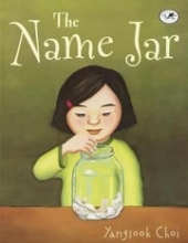 Cover of The Name Jar by Yangsook Choi