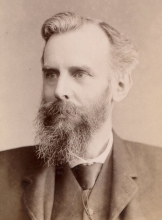 Portrait of John Venn
