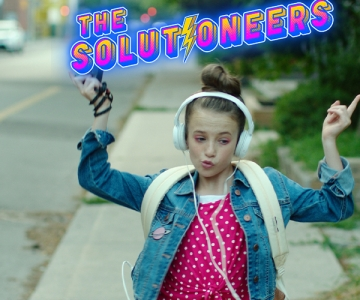 Screen shot from Solutioneers episode 4