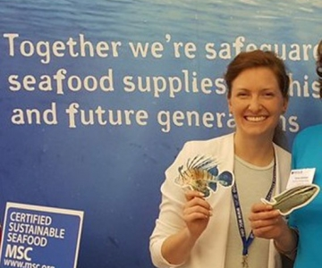 Lucy Erickson | Science Communications Manager, Marine Stewardship Council/MSC