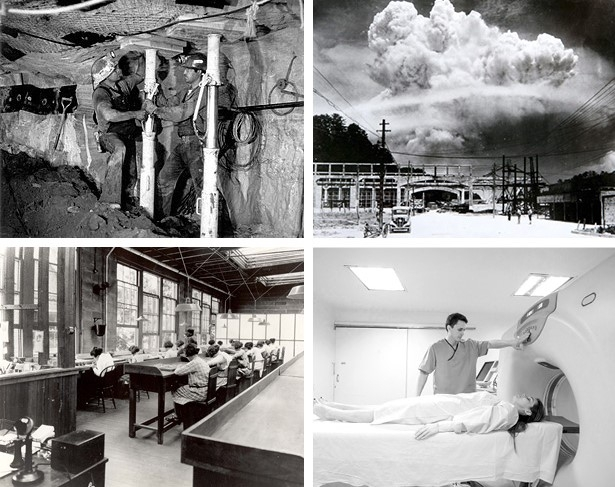 Radiation Effects on the   Let's Talk Science on death in houses, ventilation in houses, gases in houses, laser in houses, smoking in houses, space in houses, gas in houses, temperature in houses, technology in houses, mercury in houses, water in houses,