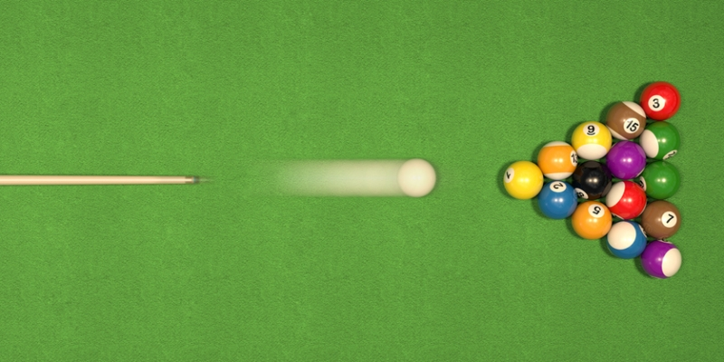 Billiards And Collisions Let S Talk Science